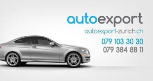 Autoexport Schweiz