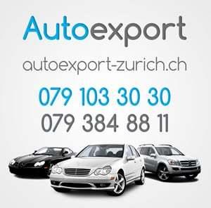 export auto Genf