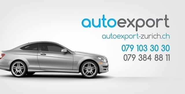 Autoexport Bern